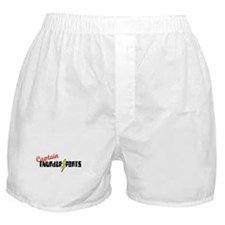 Captain Thunder Pants Boxer Shorts