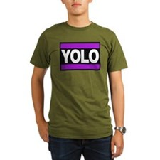 yolo1 purple T-Shirt