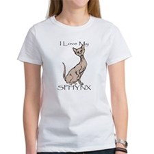 Love My Sphynx T-Shirt