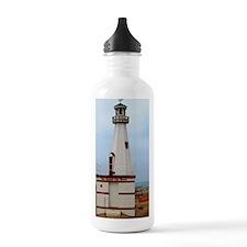 Beach Lighthouse Water Bottle