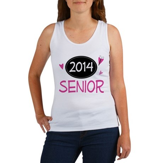 2014 Senior Class Pride Women's Tank Top