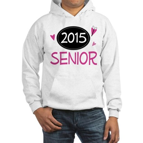 2015 Senior Class Pride Hooded Sweatshirt