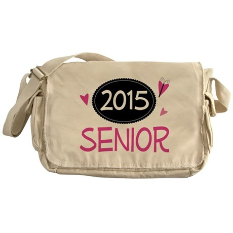 2015 Senior Class Pride Messenger Bag
