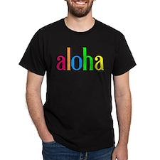 aloha: colorful T-Shirt