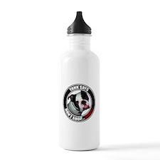 Support Pet Adoption Water Bottle