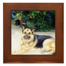 Roscoe Framed Tile