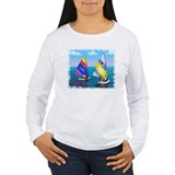 Sunfish Sailboat T-Shirt