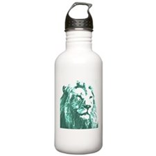 No Lion Water Bottle
