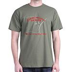 YOU eat in the bathroom! Dark T-Shirt
