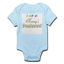 Mommy's Breastaurant! Infant Bodysuit