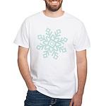 Let It Snow White T-Shirt