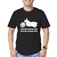 Personalize It, Motorcycle T-Shirt