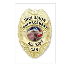 Inclusion Patrol Postcards (Package of 8)