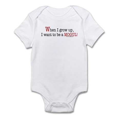 ... a mogul! Infant Bodysuit