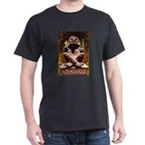 Xochipilli Aztec God T-Shirt