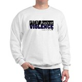 Men Against Violence Sweatshirt