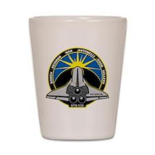 STS-132 Shot Glass