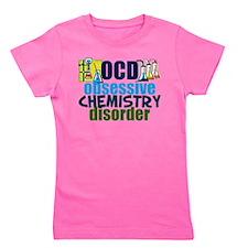 Funny Chemistry Girl's Tee