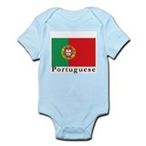 Portugal Infant Bodysuit