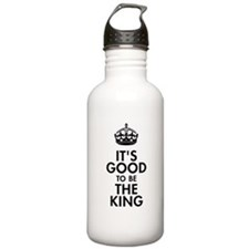 It's Good to Be the King Royal Baby Design Water B