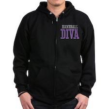 Handball DIVA Zip Hoodie