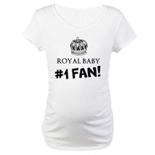 Royal Baby #1 Fan -- Shirt