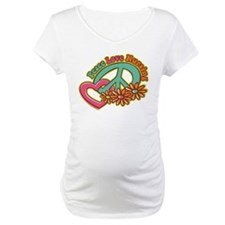 Peace Love Nursing Shirt