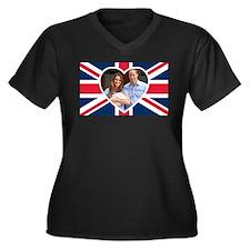 Royal Baby - William Kate Plus Size T-Shirt