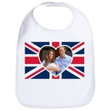 Royal Baby - William Kate Bib