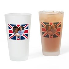 Royal Baby - William Kate Drinking Glass