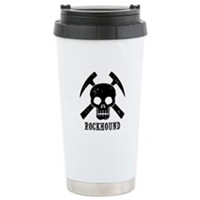 Rockhound Ceramic Travel Mug