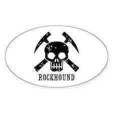 Rockhound Decal