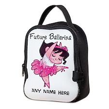 Future Ballerina Neoprene Lunch Bag
