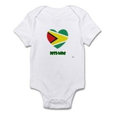 Guyana Desi-babe Infant Bodysuit
