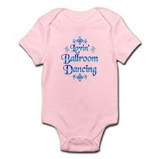 Lovin Ballroom Infant Bodysuit