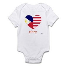 Pinoy Infant Bodysuit