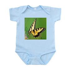 Eastern Tiger Swallowtail Butterfly Body Suit