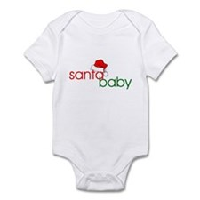 Santa Baby Infant Bodysuit