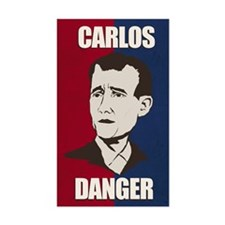 Carlos Danger Decal