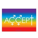 Equal Rights for all Postcards (Package of 8)