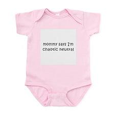 Chaotic Neutral Infant Bodysuit