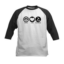 Peace Love Rockhound Tee