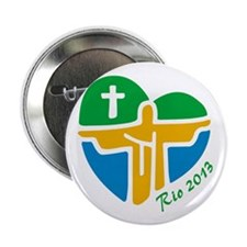 "World Youth Day 2.25"" Button (10 pack)"