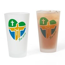 World Youth Day Drinking Glass