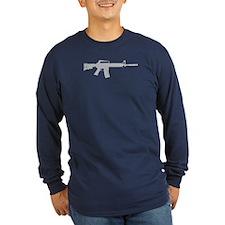 CAR-15 Assault Rifle. T