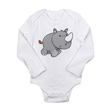 Baby Rhino Body Suit