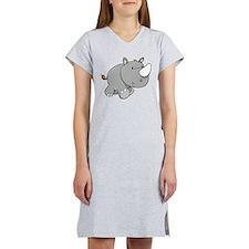 Baby Rhino Women's Nightshirt