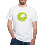 Kiwi White T-Shirt