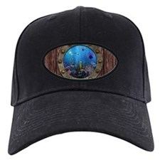 Underwater Love Porthole Baseball Hat