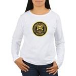 Michigan Corrections Women's Long Sleeve T-Shirt